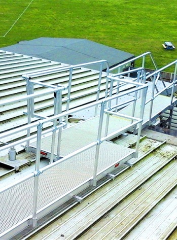 Heartsease Roof Access 1