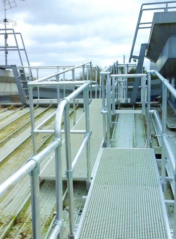 Heartsease Roof Access 2