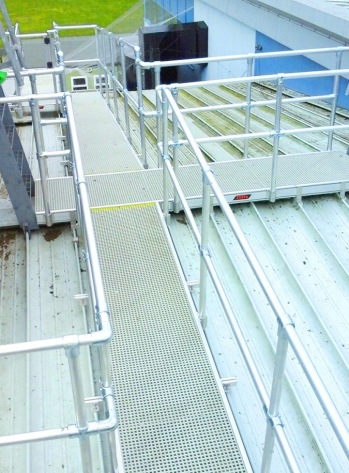 Heartsease Roof Access 3