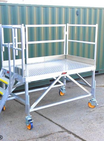 Mobile Plant Access Platform