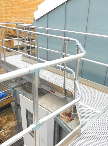 Ships Ladder Walkway Combination 2
