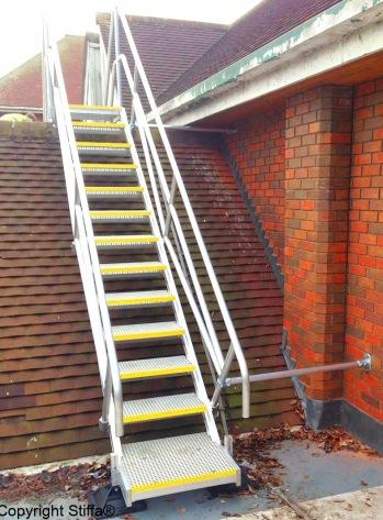 ST 12 Step Tiled Roof