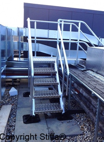 SO 4-Step Side Exit Treadplate