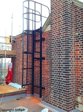 VL Cage Extended Left-Side