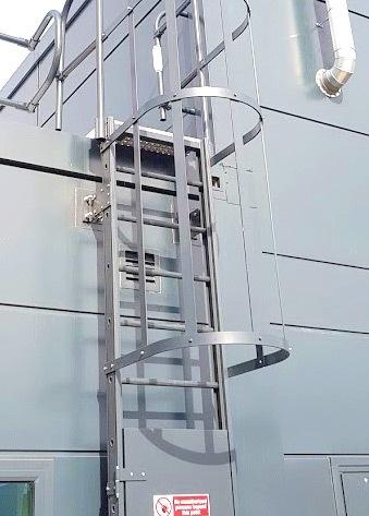 VL Security Panel in Grey