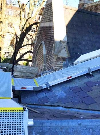 WW Slate Roof No Guardrails